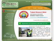 SITO WEB STANICE TECHNICKE KONTROLY MOTOL, s.r.o.