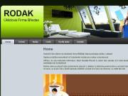 WEBOVÁ STRÁNKA Rodak - �klidov� firma B�eclav Dagmar Galbov�