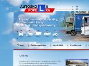 WEBOV� STR�NKA Jarom�r Popelka AUTO�KOLA