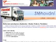 SITO WEB Josef Spalensky - stehovani, autodoprava