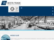 WEBOVÁ STRÁNKA Besta Trade s.r.o.