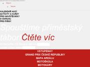 WEBOVÁ STRÁNKA Automotodrom Brno, a.s.