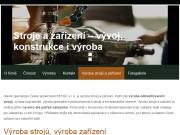 WEBOVÁ STRÁNKA DETAS, s. r. o.