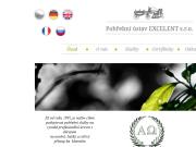 SITO WEB Pohrebni ustav EXCELENT s.r.o. Pohrebni sluzby Sokolov
