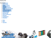 SITO WEB Techair, spol. s r.o.