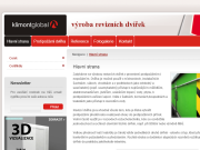 WEBOV� STR�NKA KLIMONT GLOBAL s.r.o.
