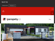 WEBOVÁ STRÁNKA iPARAPETY s.r.o.