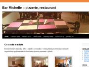 WEBOVÁ STRÁNKA Restaurant-pizzerie Michelle Michal Straka