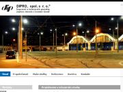 SITO WEB DIPRO, spol. s r.o.