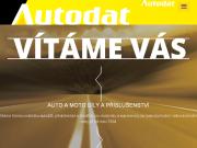 WEBOVÁ STRÁNKA Autodat s.r.o. pobočka Liberec