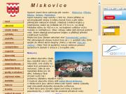 WEBOVÁ STRÁNKA Obecní úřad  Miskovice