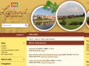 SITO WEB Obec Lipova