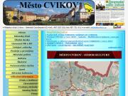 WEBOVÁ STRÁNKA Město Cvikov