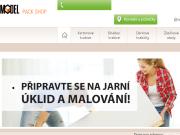 WEBOVÁ STRÁNKA Pack Shop Praha Model Obaly a.s.
