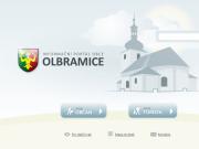 WEBOVÁ STRÁNKA Obec Olbramice
