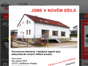 WEBOVÁ STRÁNKA ZemStroj s.r.o. Půjčovna a prodej nářadí