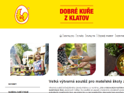 WEBOVÁ STRÁNKA Drůbežářský závod Klatovy a.s.