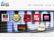 WEBOVÁ STRÁNKA RADIO UNITED SERVICES s.r.o.