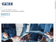 WEBOVÁ STRÁNKA PMZ PROJEKT, spol. s r.o. Projekty pro potravinářský průmysl