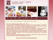 WEBOVÁ STRÁNKA Gastro-party-servis Praha Pavel Bedrn�k