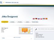 SITO WEB Jitka Svojgrova