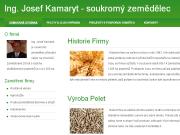 WEBOVÁ STRÁNKA Ing. Josef Kamaryt