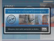 SITO WEB IZOLTECHNIK CZECH s.r.o. Revitalizace bytovych domu Praha