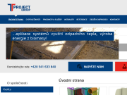 SITO WEB T-PROJECT GROUP, spol. s r.o.
