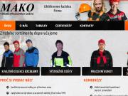 WEBOVÁ STRÁNKA MAKO - Kov��ov� Marie V�roba a prodej pracovn�ch od�v� Plze�