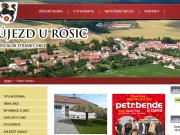 WEBOVÁ STRÁNKA Obec �jezd u Rosic
