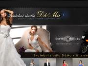 WEBOV� STR�NKA Svatebn� studio, sal�n D�Ma Marina C�bov�, Dagmar Vystr�ilov�