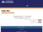 WEBOVÁ STRÁNKA Autolakovna Zlín - Pavel Bilík www.autolakovna-zlin.cz