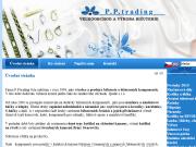 SITO WEB Ing. Lumir Paldus - P.P. trading
