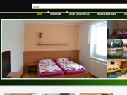 SITO WEB Penzion Javornik Vodohospodarske stavby Javornik-CZ