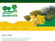 Strona (witryna) internetowa Kral - zahradnicke prace s.r.o. Udrzba zelene Praha 5