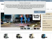 WEBOVÁ STRÁNKA VOLVO Group Czech Republic, s.r.o. Volvo Group Truck Center �estlice