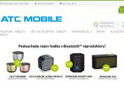 SITO WEB ATC MOBILE Roznov pod Radhostem Mobilni telefony a prislusenstvi