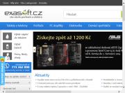 WEBOV� STR�NKA ExaSoft Holding a.s. ExaSoft.cz
