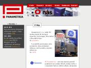 SITO WEB PANAMETRIA CZ s.r.o. Ultrazvukove prutokomery a mereni Praha