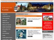 SITO WEB Mesto Kunstat Mestsky urad
