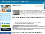 WEBOVÁ STRÁNKA Omítky - potěry s.r.o.