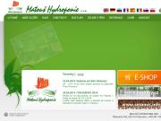 SITO WEB Matous Hydroponie s.r.o. SHOWROOM ZELENY INTERIER