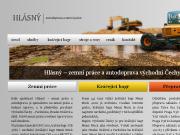 SITO WEB Pavel Hlasny - zemni prace, terenni upravy