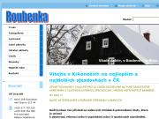 WEBOVÁ STRÁNKA ROUBENKA NAD N�M�ST�M - Rokytnice nad Jizerou Ubytov�n� v Krkono��ch