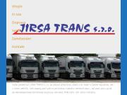 SITO WEB JIRSA TRANS s.r.o.