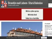 WEBOVÁ STRÁNKA Město Brandýs nad Labem-Stará Boleslav