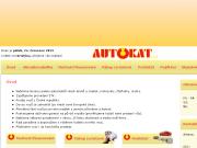 WEBOVÁ STRÁNKA AUTOKAT s.r.o. Autobazar Vizovice