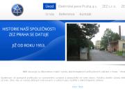 WEBOVÁ STRÁNKA ZEZ PRAHA, a.s. Elektrotepelná zařízení, průmyslové pece
