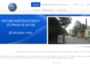 SITO WEB ZEZ PRAHA, a.s.