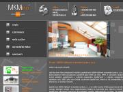 SITO WEB MKM vyskove a stavebni prace, s. r. o.